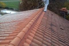 traitement hydrofuge de toiture  84250  Le Thor