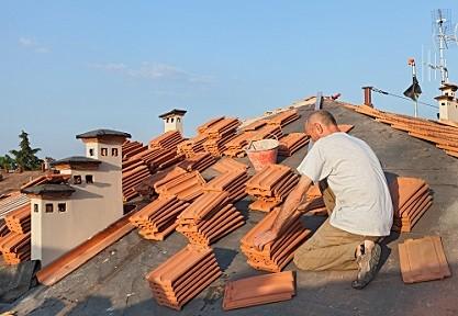 Travaux de rénovation de toiture Vaucluse
