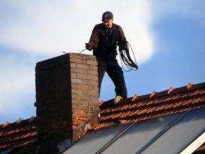 Réparation de cheminée à Monteux