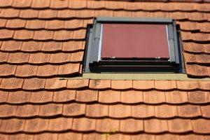 Fenêtre de toit à Velleron