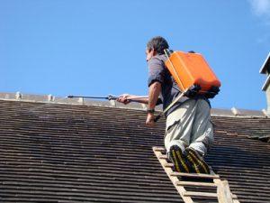 Traitement hydrofuge de toit vaucluse
